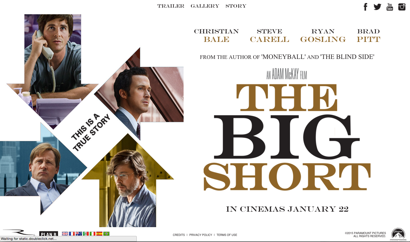 The-Big-Short-Movie-Poster- > We Love Movies