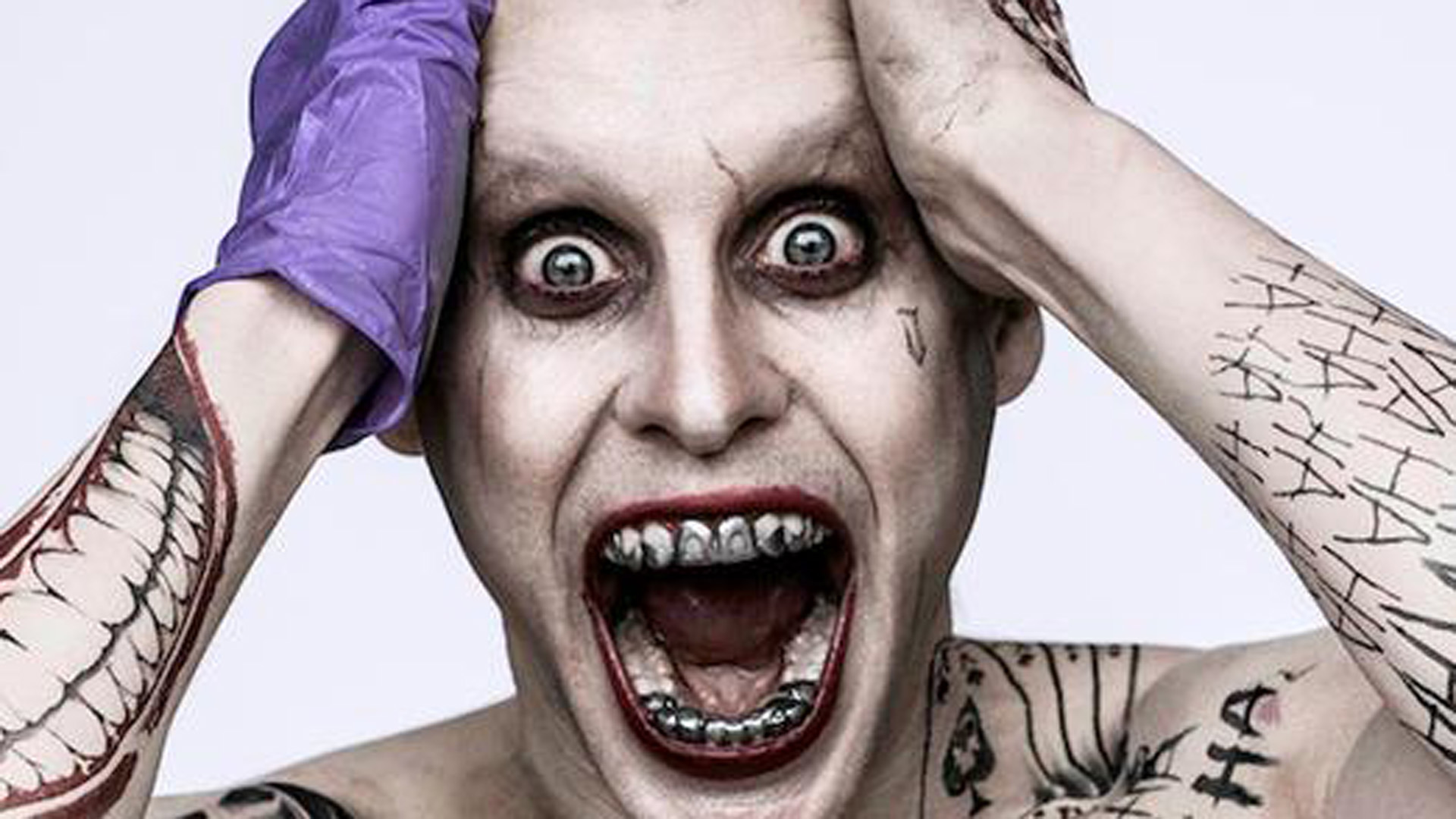 More Than 10 Minutes of Joker's Scenes Cut From Suicide Squad